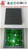Module polychrome extérieur d'étalage d'écran de P6 DEL