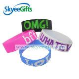 Wristband del silicone qualità di buona e di nuovo disegno
