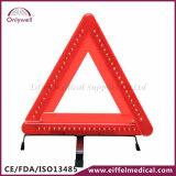 Треугольник автоматической безопасности отражательный СИД автомобиля Европ E27 735g предупреждающий