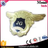 Die Struck Personalizado por encargo Caduceo Medical Lapel Pin Badge
