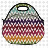 Almoço Totebags com o saco impermeável material da mamã do saco do almoço do piquenique do neopreno fino