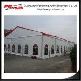 Grosses Aluminiumlegierung-Zelt der Größen-20X35m mit Belüftung-Fenster