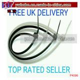 Kabelbinder-schwarzer freier natürlicher starker Reißverschluss wickelt Nylon ein (P4095)