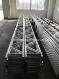 La lega dell'impalcatura irradia il fascio dell'unità della grata dell'alluminio 450mm/750mm