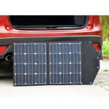Cargador portable 2PCS 35W Sunpower del panel solar flexible en serie