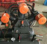 Kaishanのブランド7barの自己の開始充電器W-3.2/7が付いているディーゼル駆動機構の空気圧縮機