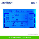 지적인 디자인 4kw 태양 변환장치 DC 24V 48V 건전지 변환장치 220V AC