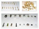 Componentes feitos à máquina costume da alta qualidade