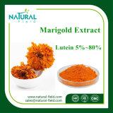 100%の自然なマリーゴールドの花のエキスのゼアキサンチンの粉
