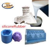 Gomma di silicone RTV-2 per la fabbricazione di pietra artificiale concreta della muffa dell'intonaco di Polyresin della resina di Grc
