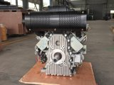 Nuevo tipo refrescado motor diesel del cilindro del gemelo (DE2V1000) de 27HP aire V