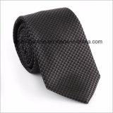 Modèle professionnel de relation étroite en soie de la coutume 100% votre propre cravate