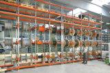 Crémaillère personnalisée lourde de mémoire d'enrouleur de câbles
