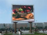Panneau visuel P6 P8 P10 d'Afficheur LED pour la publicité