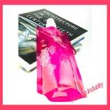プラスチック液体の袋が袋水袋を立てる袋の口袋を立てなさい