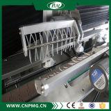 Máquina de etiquetado de la manga del encogimiento de la película plástica del PVC de las Doble-Cabezas
