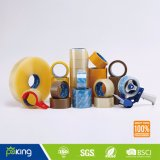 Nastro adesivo eccellente dell'imballaggio della radura BOPP per il sigillamento della scatola