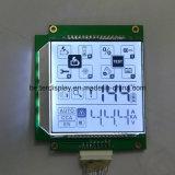Customerized Stn 노란 부정적인 주문을 받아서 만들어진 LCD 디스플레이