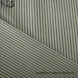 El hilado tejido 100% del popelín de algodón teñió la tela para las camisas/alineada Rlsc40-21