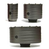 45、80の120mmの穴はカッターSDSの最大炭化物の鋼鉄を見た