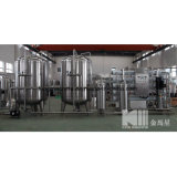 自動純粋な水生産ライン