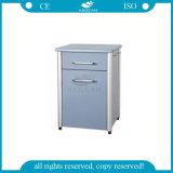 AG-Bc010 Ce e ISO aprobados ABS Hospital de Raw Material Médico de cabecera Locker
