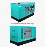 Weifang 침묵하는 백색 방음 40kw Highe 질 디젤 발전기