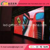 Eachinled P4.81는 주조 알루미늄 단계 발광 다이오드 표시 스크린 임대 옥외 LED 위원회를 정지한다