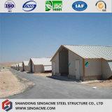 Q345bの品質の鉄骨構造の家禽は家かニワトリ小屋収容したりまたは農場の