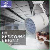 Clothignの店のWindowsのためのWhite&Black LEDトラックライト
