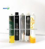 Kosmetik-verpackenhaar-Sorgfalt-Farben-Sahne-Creme- für den Körperleeres Aluminiumgefäß