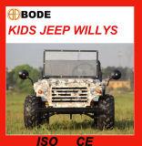 Voitures à quatre roues bon marché du gaz 110cc pour des gosses