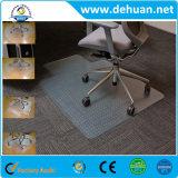 Couvre-tapis en bois dur de présidence de PVC d'étage d'utilisation d'étage/tapis pour la vente