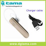 Écouteur sans fil de Bluetooth4.1 Earhook avec 5 couleurs chargeant le câble