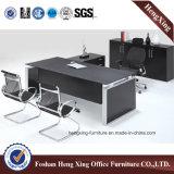 2.4mの贅沢なオフィス用家具MDF L形の事務机(HX-G0301)