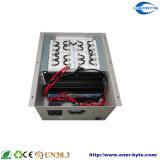 Bloco 60V 200ah da bateria LiFePO4 para a potência solar