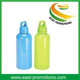 Покрашенная бутылка сока пластичная с крышкой винта