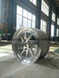 L'alliage de véhicule du marché des accessoires F70990 roule des RIM, moyeu de roue d'alliage