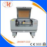 Помогающий экономить время машина лазера Cutting&Engraving для зоны одежды (JM-640T-CCD)