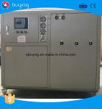 Energiesparender grüner wassergekühlter Kühler, der 150kw abkühlt