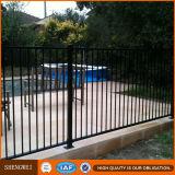 Rete fissa d'acciaio per il giardino che recinta, recinzione d'acciaio della piscina