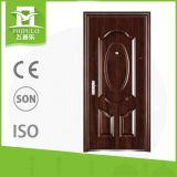 안전 외부 방수 미닫이 문을 완료하는 강철 문 표면