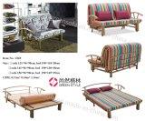 機能普及した居間の家具ファブリックソファーベッド