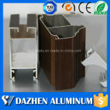 Horizontal Sliding Door Frame Aluminum Aluminum Extrusion Profile with Anodized