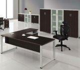 정연한 금속 관 은 색깔 3 서랍 사무실 테이블 (HX-ND5045)