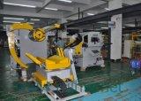 Ring-Blatt-Strecker-und Uncoiler und Schermaschinen-Gebrauch