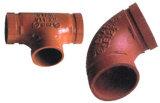 Плавильни стальной отливки углерода для машинного оборудования