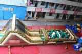 Полоса препятствий парка атракционов малышей раздувная для напольного (CHOB463-1)