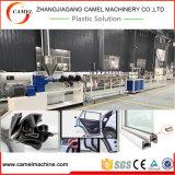Ligne chaîne d'extrusion de bande de cachetage de guichet de porte de véhicule de production de bande de cachetage du profil Machine/PVC de PVC