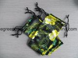 Bolsa a todo color de Microfiber de la impresión de la alta calidad de encargo